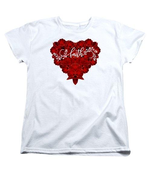 Faith Tee Women's T-Shirt (Standard Fit)
