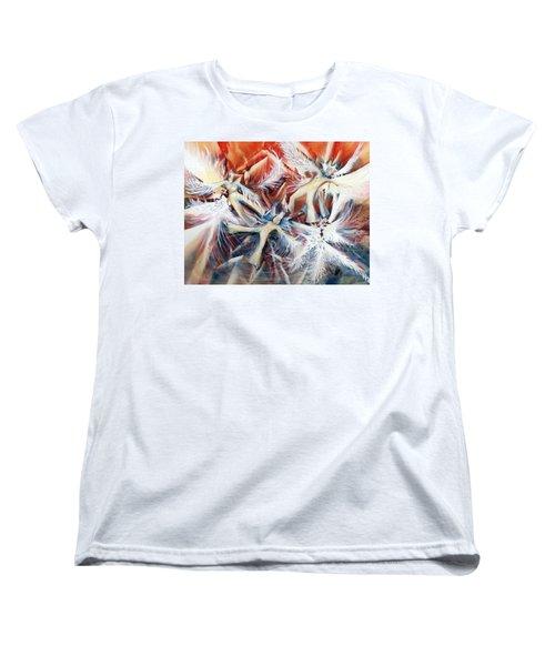 Falling Angels Women's T-Shirt (Standard Cut)