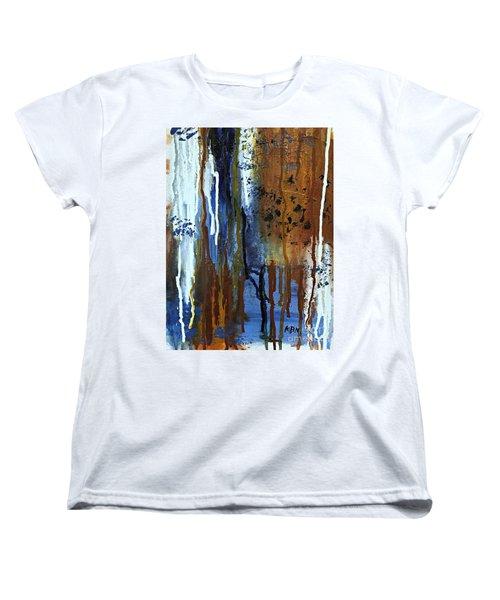 February Rain Women's T-Shirt (Standard Cut)