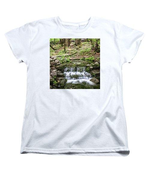 Fern Spring 5 Women's T-Shirt (Standard Cut) by Ryan Weddle