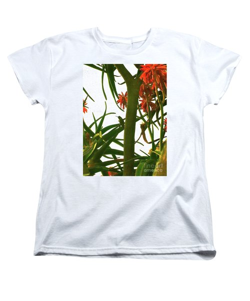 Finding Fortune Women's T-Shirt (Standard Cut) by Gem S Visionary