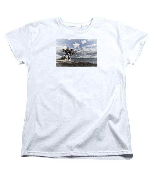 Fla-150717-nd800e-25953-color Women's T-Shirt (Standard Cut) by Fernando Lopez Arbarello