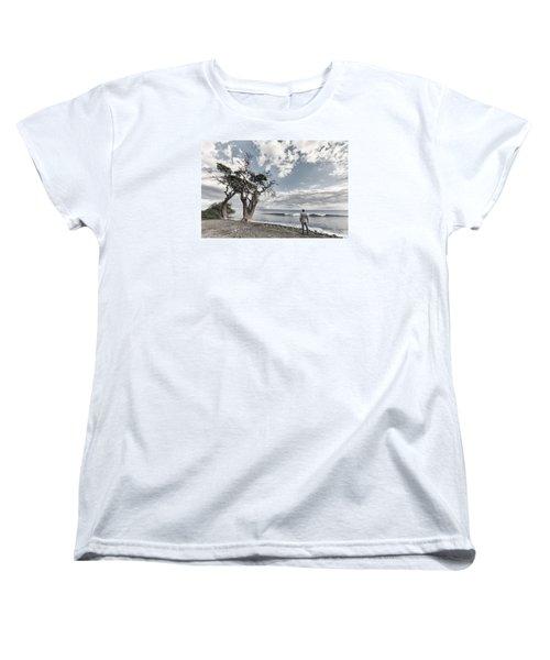 Fla-150717-nd800e-25974-color Women's T-Shirt (Standard Cut) by Fernando Lopez Arbarello