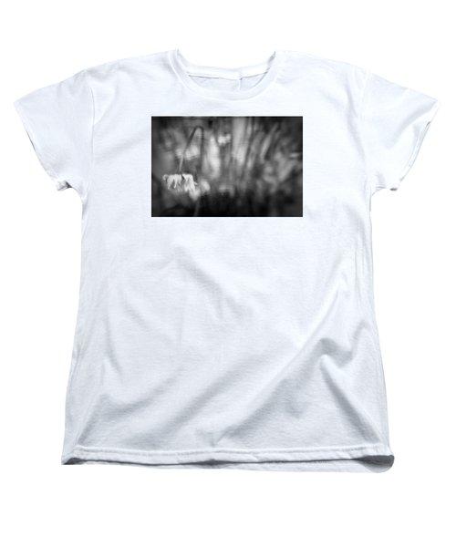 Flower #7421 Women's T-Shirt (Standard Cut) by Andrey Godyaykin