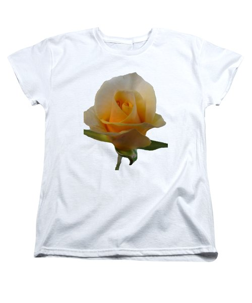 Flower Women's T-Shirt (Standard Cut) by Laurel Powell