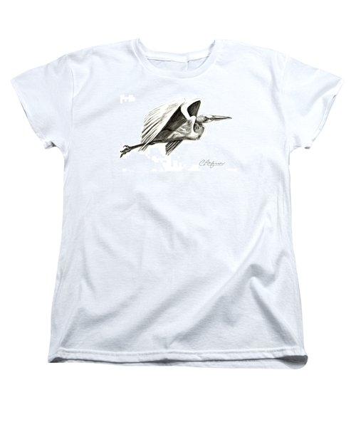 Flying Your Way Women's T-Shirt (Standard Cut)