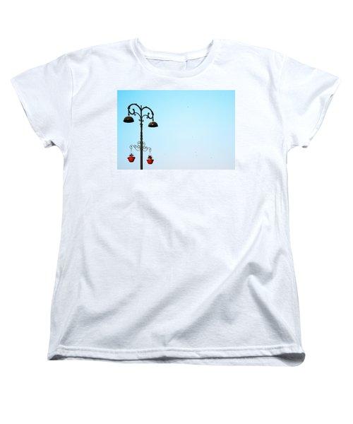 Women's T-Shirt (Standard Cut) featuring the photograph Fond Memories by Prakash Ghai