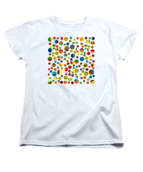 Found My Marbles 3.0 Women's T-Shirt (Standard Cut) by Michelle Calkins