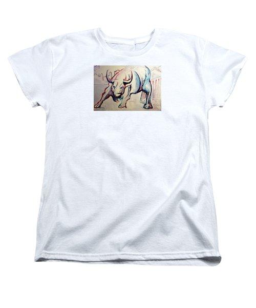 Foundation Of Finance Women's T-Shirt (Standard Cut) by John Jr Gholson