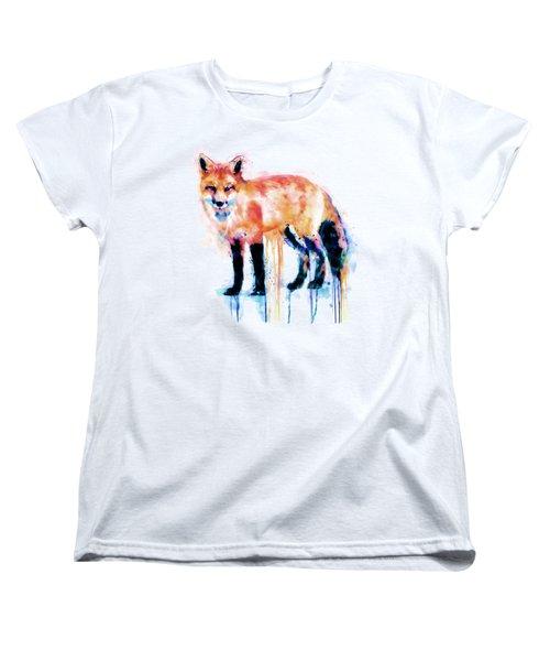 Fox  Women's T-Shirt (Standard Fit)