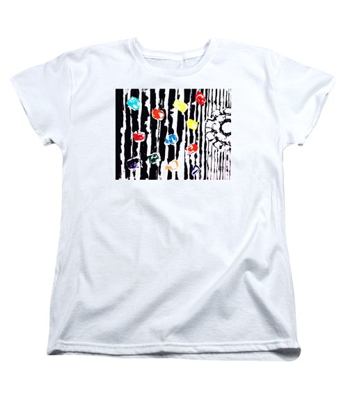 Fractured Light  Women's T-Shirt (Standard Cut)