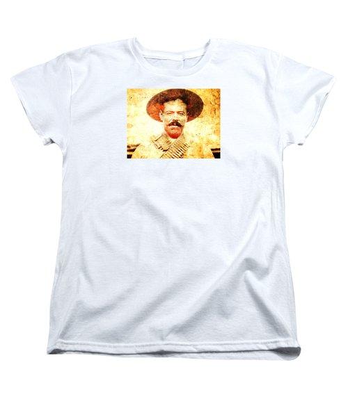 Francisco Villa Women's T-Shirt (Standard Cut)