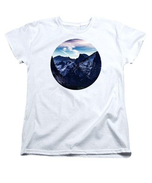Frozen Women's T-Shirt (Standard Cut) by Adam Morsa