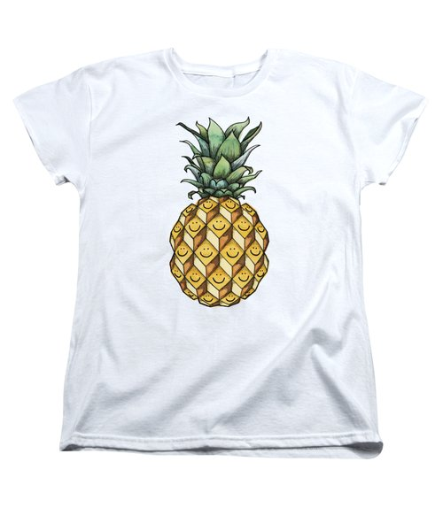 Fruitful Women's T-Shirt (Standard Cut) by Kelly Jade King