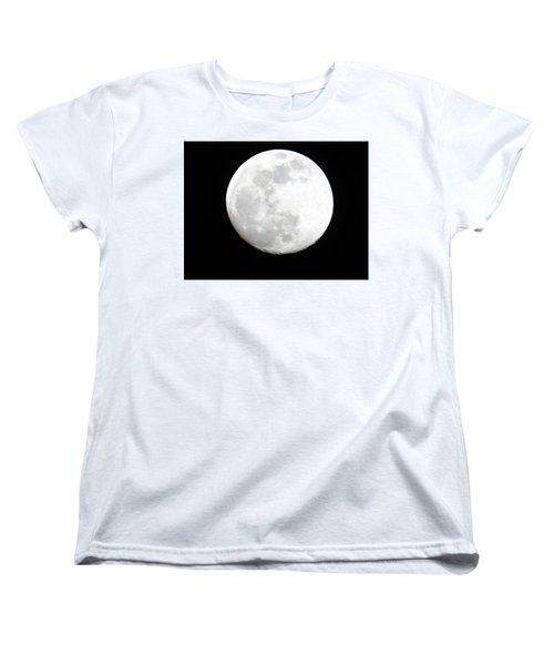 Full Moon Women's T-Shirt (Standard Fit)