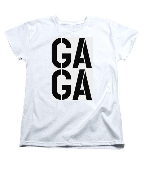 Gaga Women's T-Shirt (Standard Cut) by Three Dots