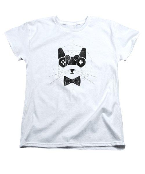Gameow Women's T-Shirt (Standard Cut) by Mustafa Akgul