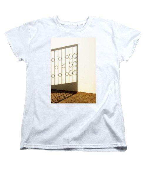 Gate Shadow Women's T-Shirt (Standard Cut) by Prakash Ghai