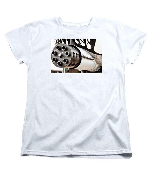 Gatling Women's T-Shirt (Standard Cut)