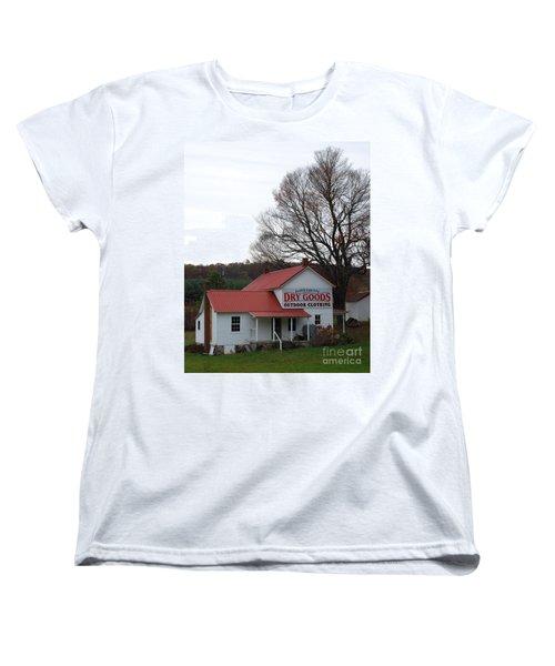 General Store Women's T-Shirt (Standard Cut) by Eric Liller