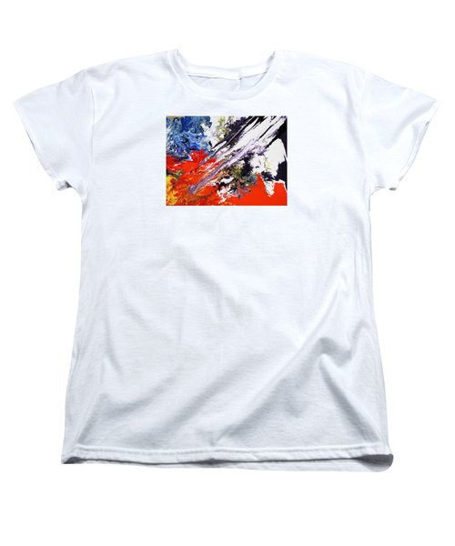 Genesis Women's T-Shirt (Standard Cut) by Ralph White