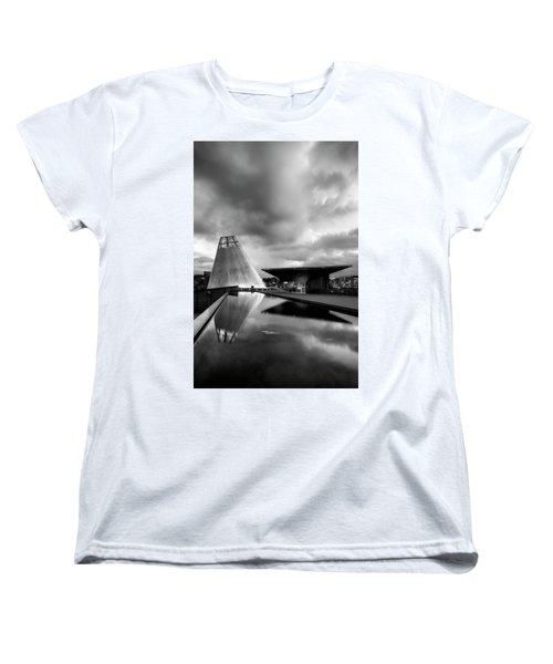 Glass Women's T-Shirt (Standard Cut) by Ryan Manuel