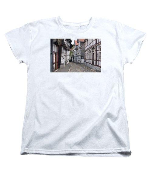 Goslar Old Town 3 Women's T-Shirt (Standard Cut)