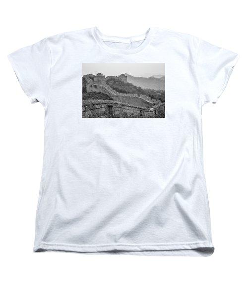 Great Wall 7, Jinshanling, 2016 Women's T-Shirt (Standard Cut)