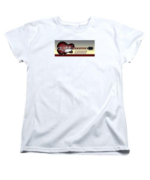 Gretsch Guitar Women's T-Shirt (Standard Cut)