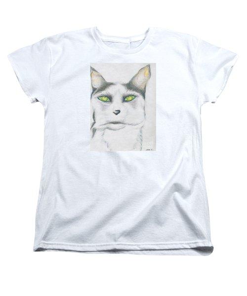 Gretta Women's T-Shirt (Standard Cut) by Kim Sy Ok