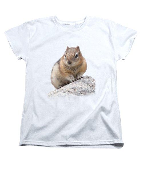 Ground Squirrel T-shirt Women's T-Shirt (Standard Cut)