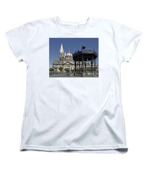 Guadalajara Women's T-Shirt (Standard Cut) by Jim Walls PhotoArtist