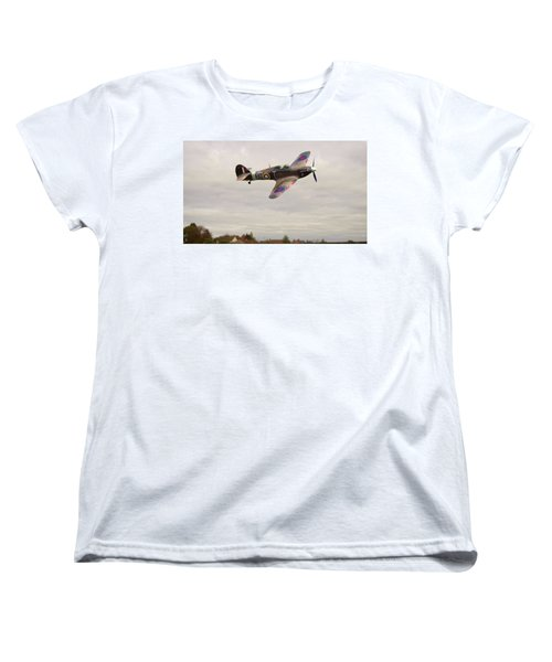 Hawker Hurricane -2 Women's T-Shirt (Standard Cut) by Paul Gulliver
