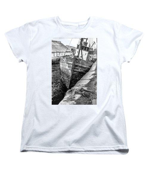 Hawser Not Needed Women's T-Shirt (Standard Cut) by Jeffrey Jensen