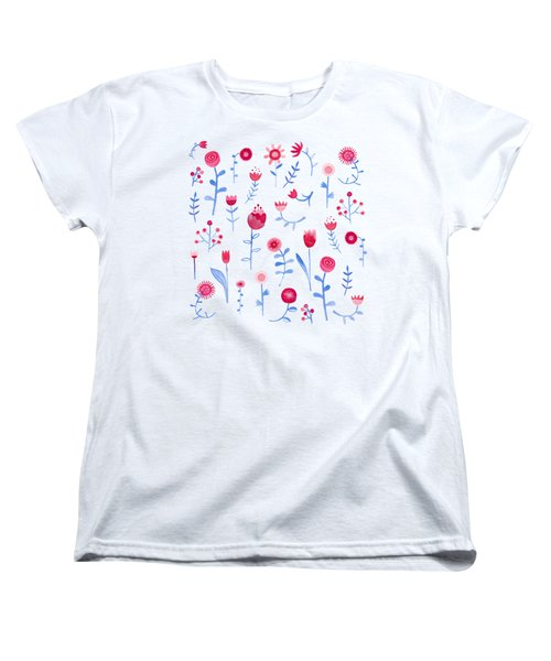 Hayfever Women's T-Shirt (Standard Cut) by Nic Squirrell
