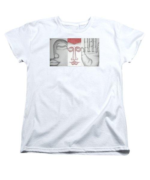 Healing Women's T-Shirt (Standard Cut) by Fei A