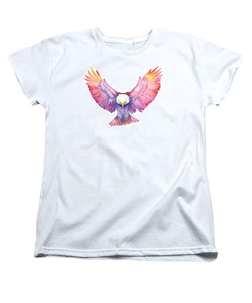 Healing Wings Women's T-Shirt (Standard Cut) by Cindy Elsharouni