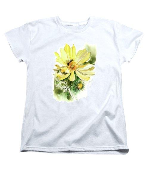 Healing Your Heart Women's T-Shirt (Standard Cut) by Anna Ewa Miarczynska