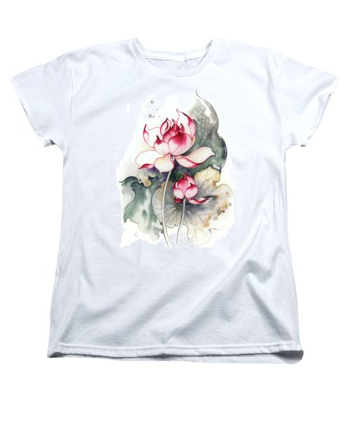 Heir To The Throne Women's T-Shirt (Standard Cut) by Anna Ewa Miarczynska