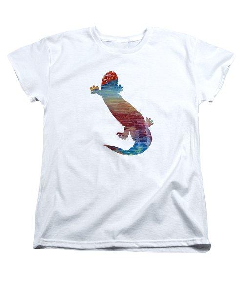 Hellbender Salamander Women's T-Shirt (Standard Cut)