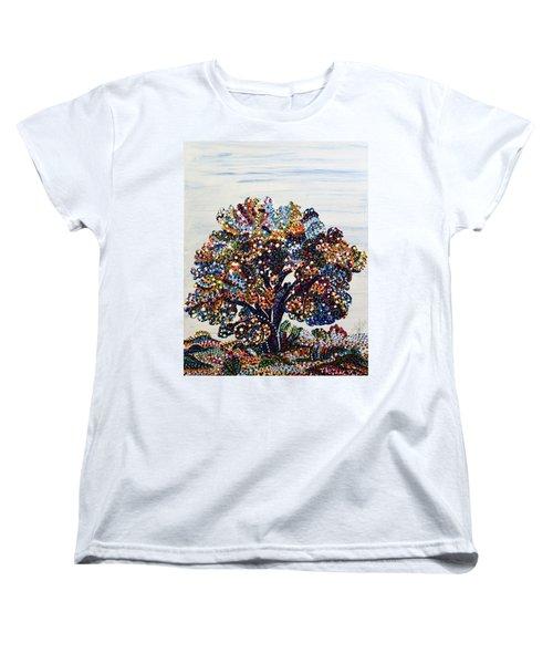 Heritage Women's T-Shirt (Standard Cut) by Erika Pochybova