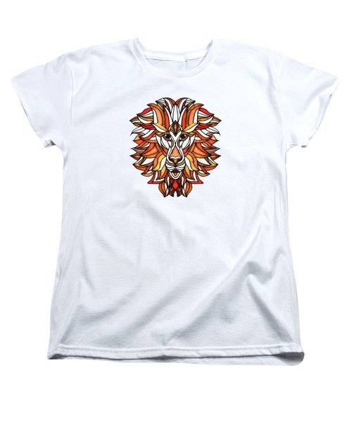 Hi Women's T-Shirt (Standard Cut) by Gabriella Weninger - David