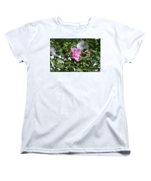 Hide And Seek Women's T-Shirt (Standard Cut) by Joan Bertucci