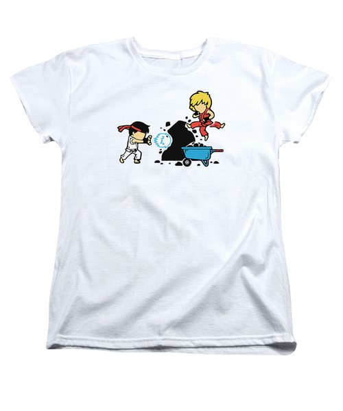 Hits Women's T-Shirt (Standard Cut) by Opoble Opoble