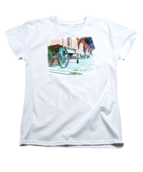 Homeward Bound Women's T-Shirt (Standard Cut)
