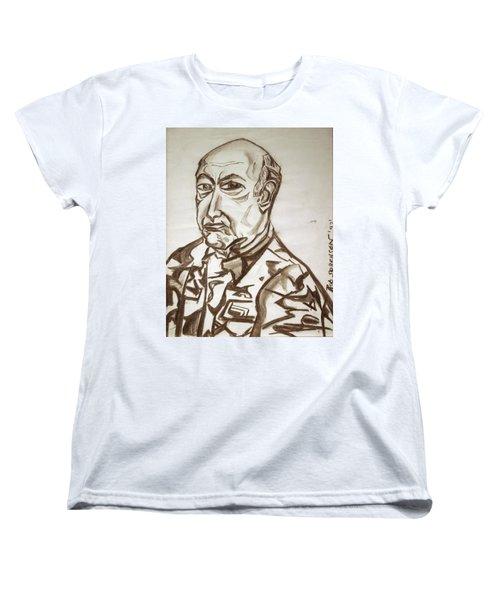 Homme Militaire Women's T-Shirt (Standard Cut) by Robert SORENSEN