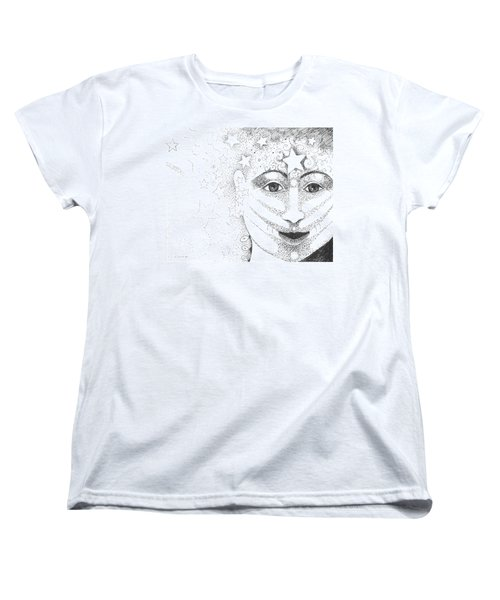 Hope And Rebirth Women's T-Shirt (Standard Cut) by Helena Tiainen