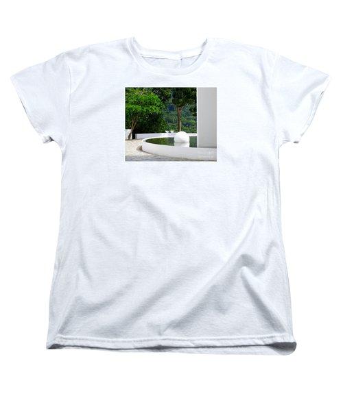 Hotel Encanto 12 Women's T-Shirt (Standard Cut) by Randall Weidner