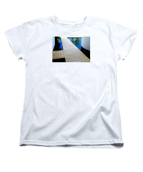 Hotel Encanto 2 Women's T-Shirt (Standard Cut) by Randall Weidner