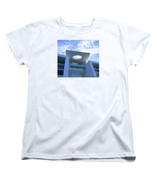 Hotel Encanto 7 Women's T-Shirt (Standard Cut) by Randall Weidner